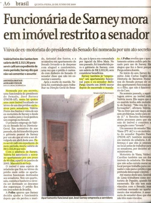 folha de s paulo-25-06-09